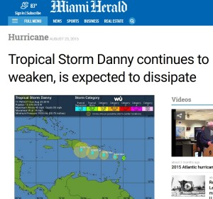 miami herald report on danny