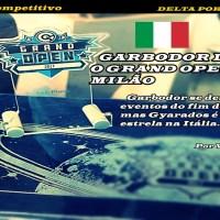 GARBODOR DOMINA O GRAND OPEN DE MILÃO - Garbodor se destaca nos eventos do fim de semana, mas Gyarados é a grande estrela na Itália.
