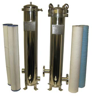 Housings from Delta Pure Filtration