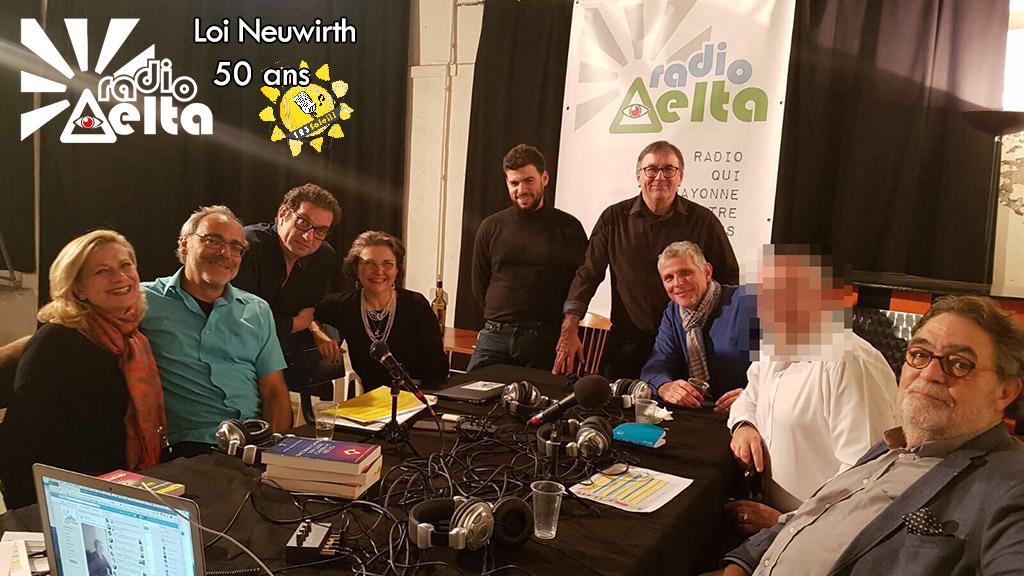 1,2,3, Soleil ! – 12 – 24 novembre 2017 – « Les Francs-maçon.ne.s dans la Cité, 50 ans de loi Neuwirth » – Podcast