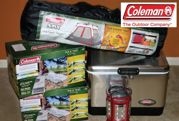 Win Free Coleman Camping Gear Delta Sun Times Daily Update