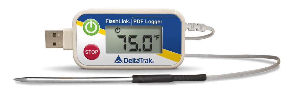 Image result for The FlashLink Certified Vaccine USB PDF Data Logger