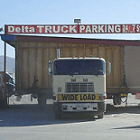 Truck parking Otay Mesa border crossing 12Day Open 247