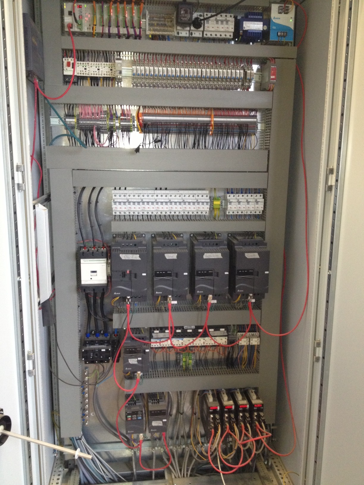 hight resolution of as you can see on the picture our partners use 7 vfd e drives for