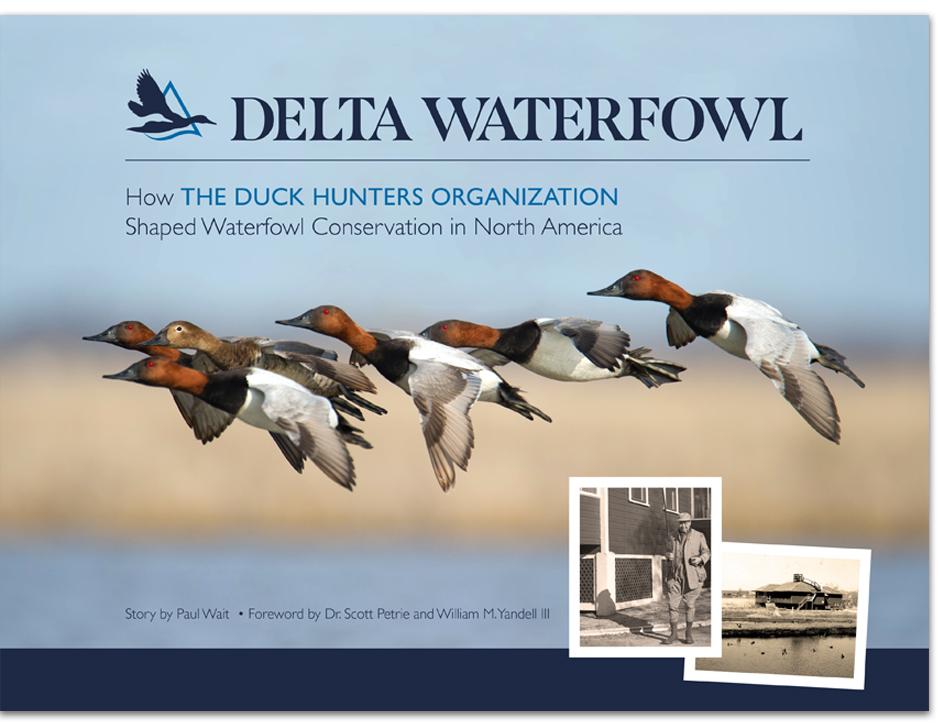 Delta Waterfowl Book