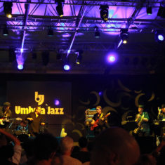 Piazza IV Novembre Stage, Umbria Jazz Festival, Perugia Italy