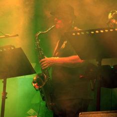 Gerald Jonutz - Umbria Jazz, Italy