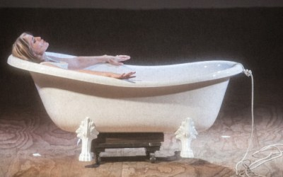 """Galatea Ranzi in """"Fedra. Diritto all'amore"""""""