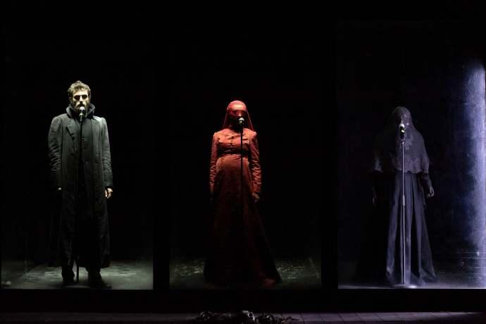 La monaca di Monza, regia di V. Malosti