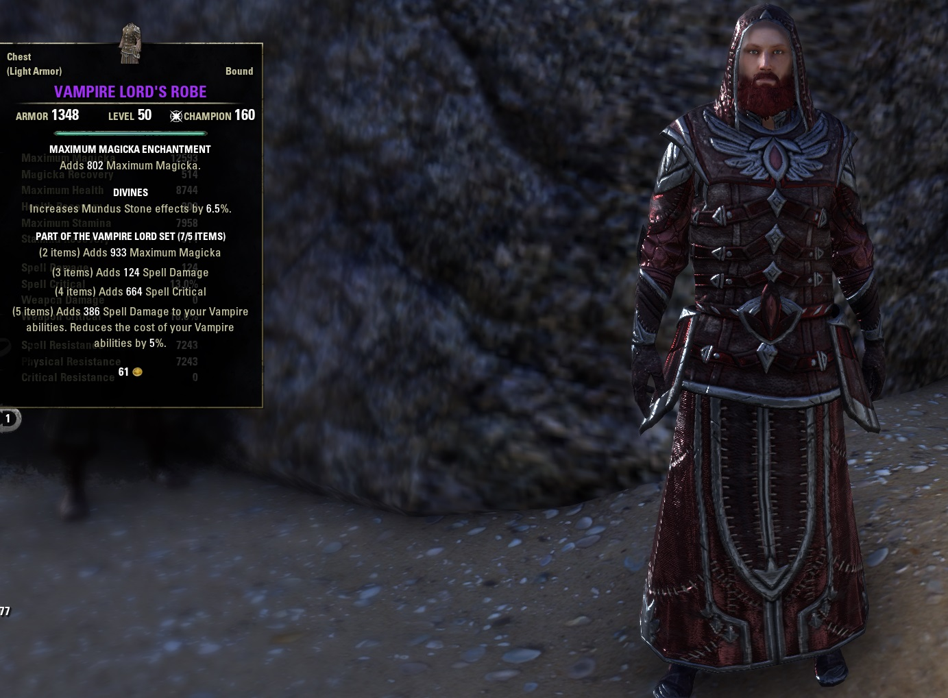 one tamriel gear sets
