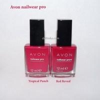 Новые лаки Avon: обзор и свотчи