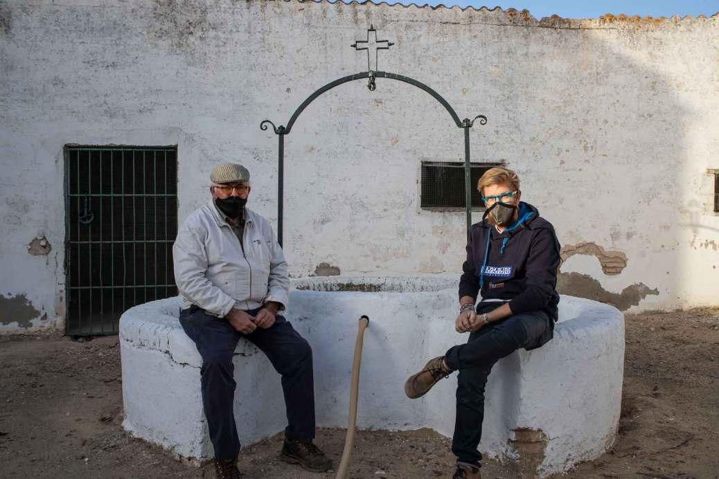 ¿Habéis visto ya la nueva miniserie sobre las aceitunas de Sevilla?