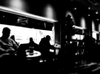 nel bar