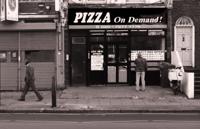 pizza on demand londra