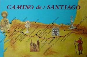 The End is a New Beginning camino de santiago czech it out