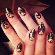 celebrity nail design