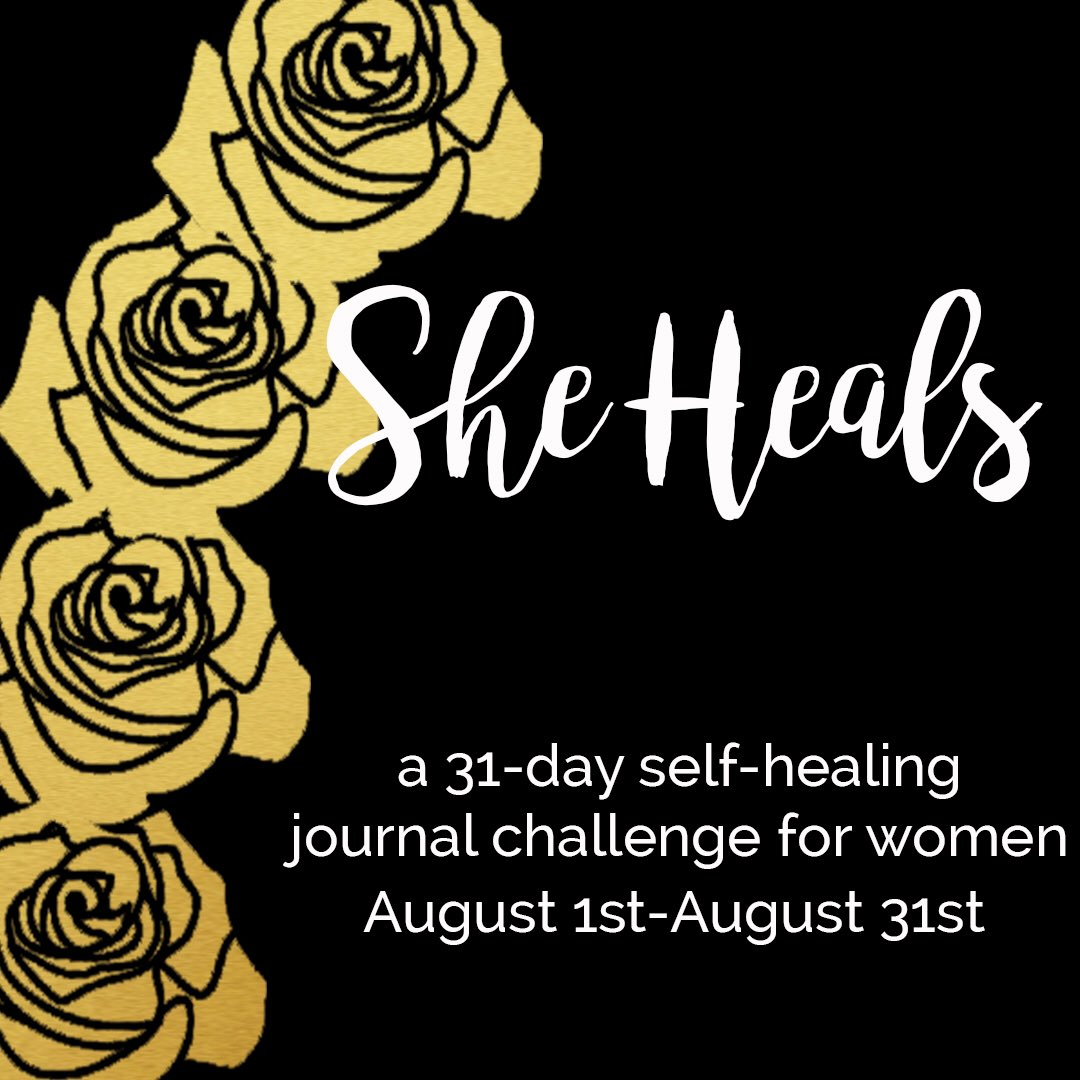 She Heals Journal Activity