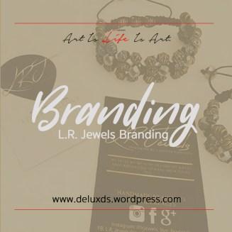 Branding - LR Jewels