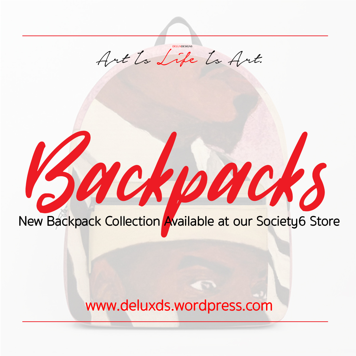 [NEW] Backpack Collection!