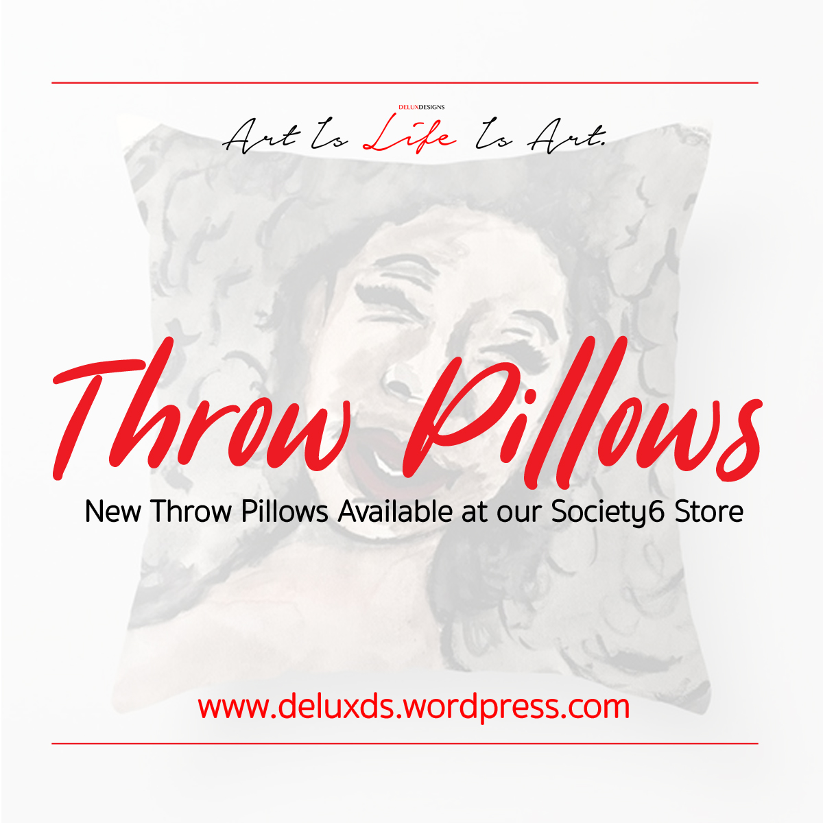 Throw Pillow Collection