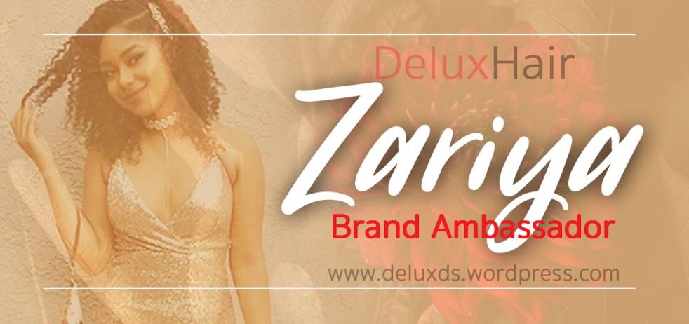 Zariya Promo banner