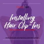 Hair Clip-Ins