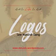 Logo Designs - Sew Natural Gang