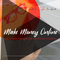 How to make money online with Horkey Handbook