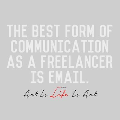 Communicating as a Freelancer