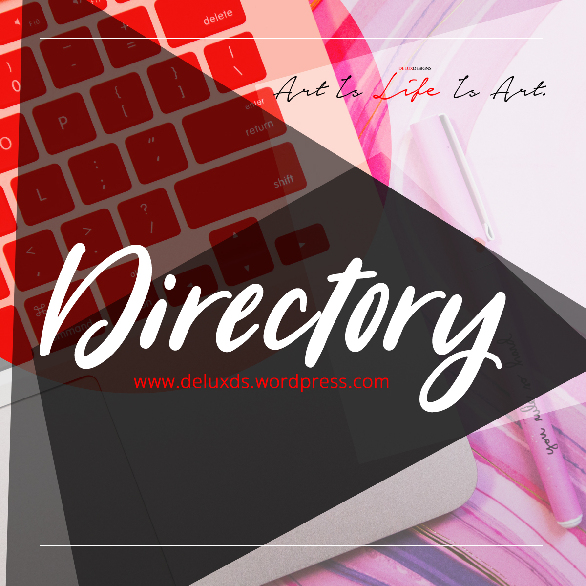 The New DE Directory is now Live!