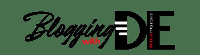 Blogging with DE