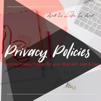 Creating Privacy Policies for your Blog with Jade & Oak