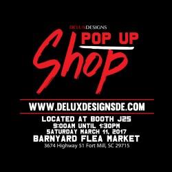 Pop Up Shop [Fort Mill, SC]