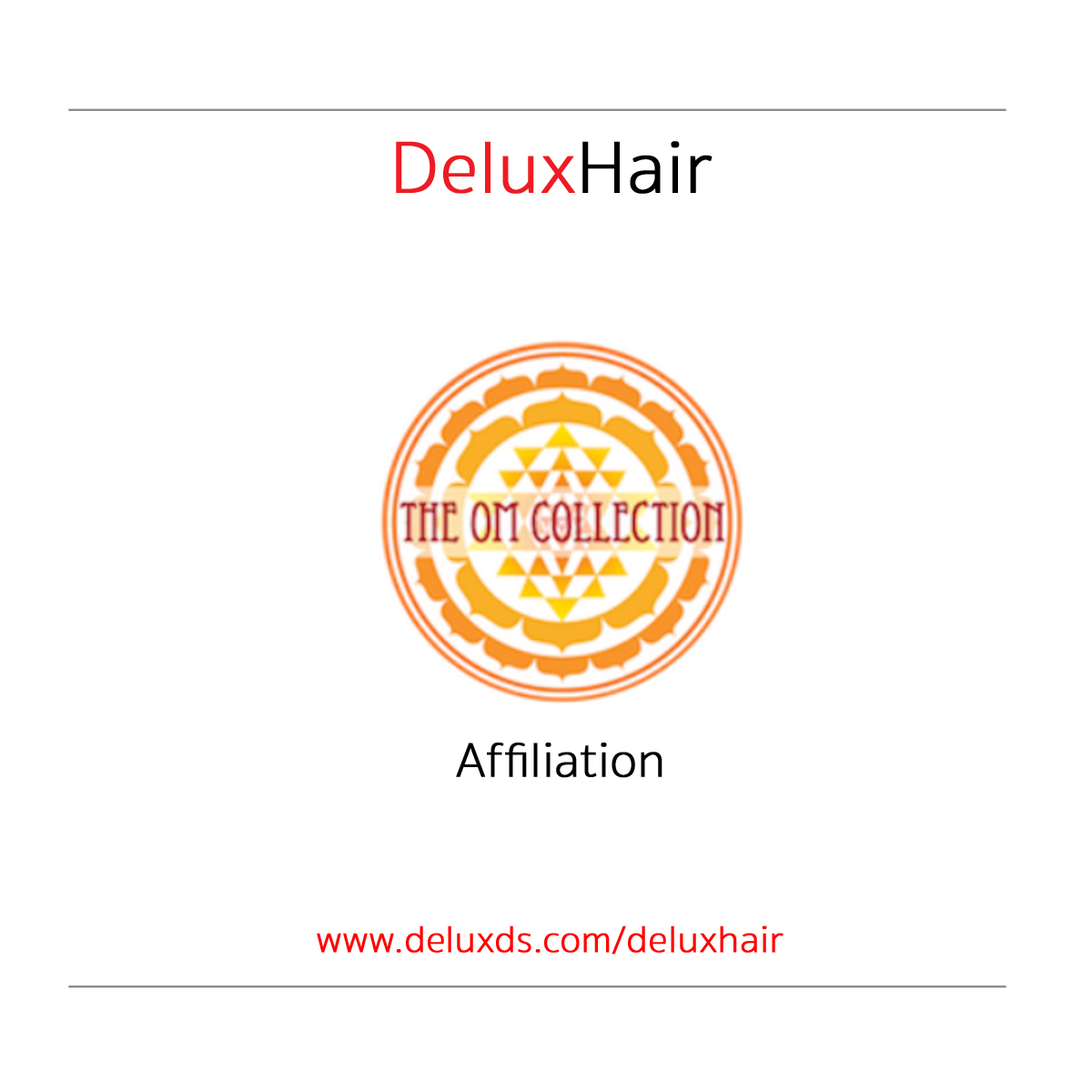 DeluxHair - Affiliate Spotlight [ The OM Collection ]