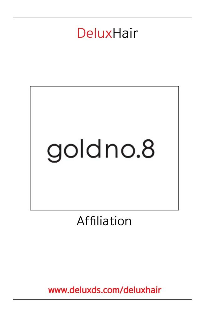 Goldno.8 pinterest