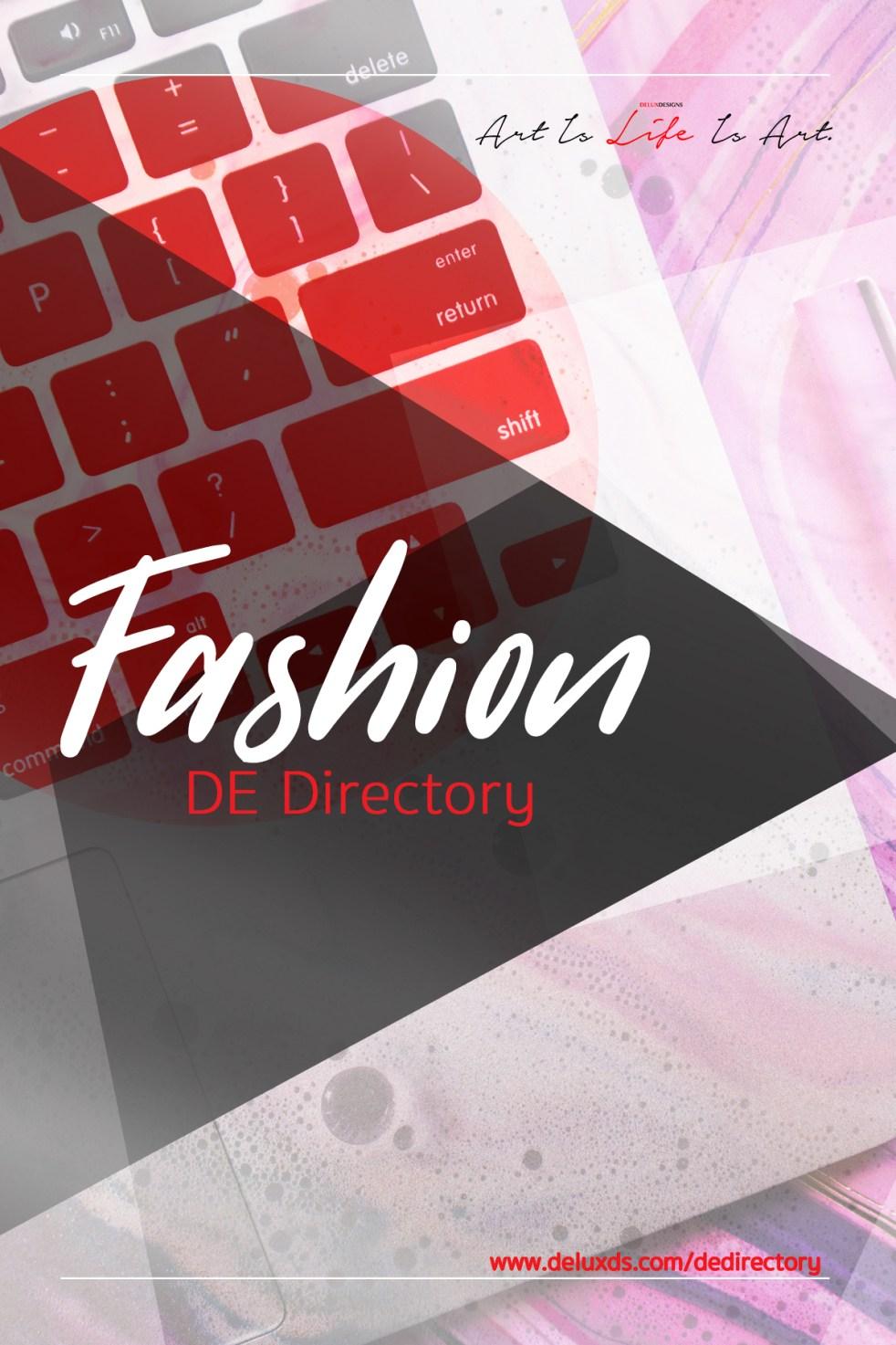DE Directory - Fashion Pinterest