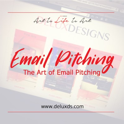 Email Pitching