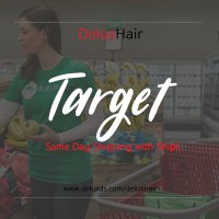 DeluxHair - Same Day Shipping with Target