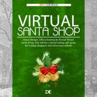 2020 DE Virtual Santa Shop
