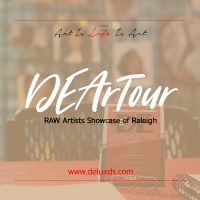 DEArTour - RAW Artist Showcase Raleigh