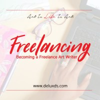 Becoming a Freelance Art Writer