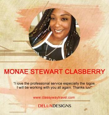 Monae Stewart Clasberry