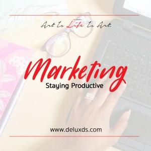 Marketing - Productivity