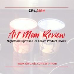 Review - Nightfood Nighttime Ice Cream
