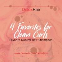 DeluxHair - 4 Favorites For Clean Curls