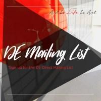 The DE Mailing List