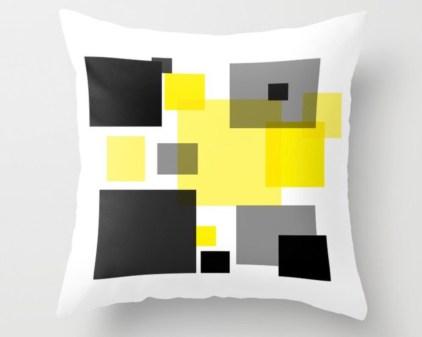New Year 20 Throw Pillow designed by Keara Douglas of Delux Designs (DE), LLC