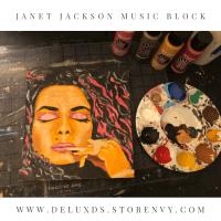 #DEMusicBlocks - Janet Jackson