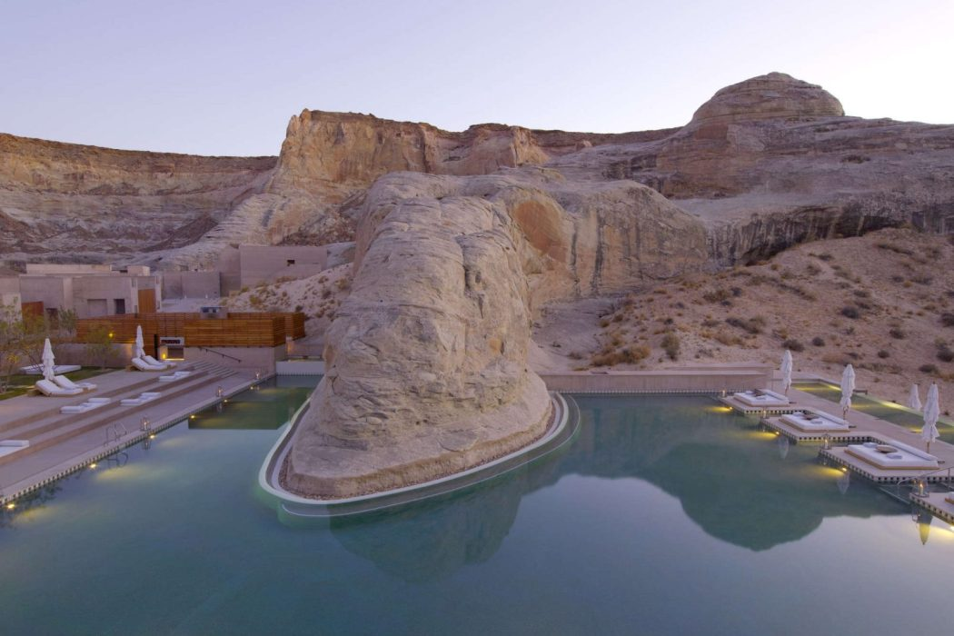 Amangiri - Swimming Pool