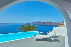 Villa Katikies, Santorini